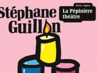 Stéphane Guillon, premiers adieux