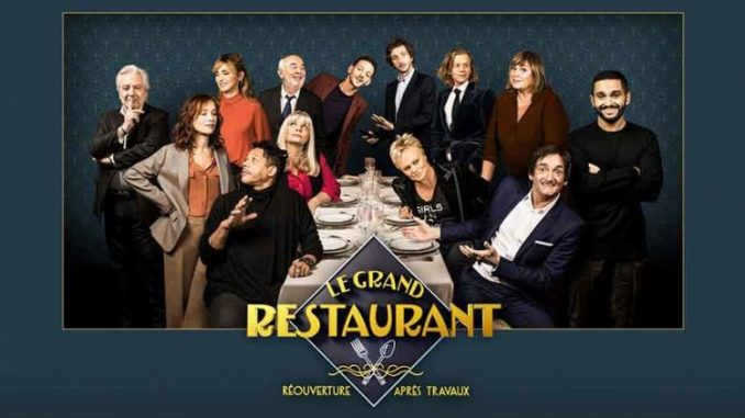 Le Grand Restaurant M6